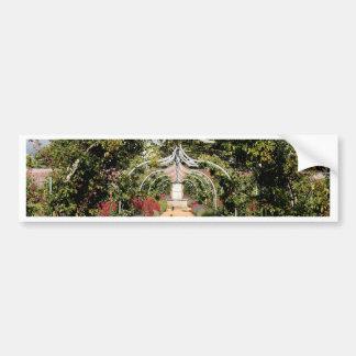 Old English garden Bumper Sticker