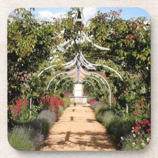 Old English garden Coaster