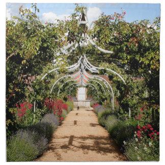 Old English garden Napkin