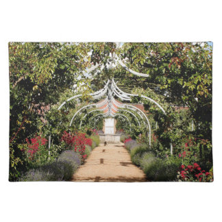 Old English garden Placemat