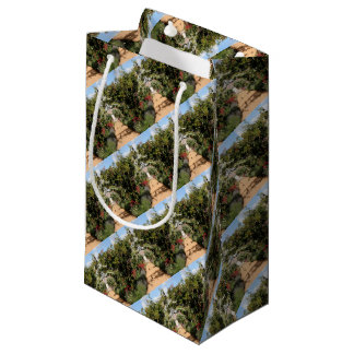 Old English garden Small Gift Bag
