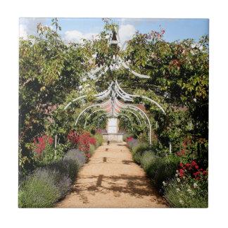 Old English garden Tile