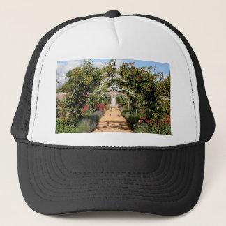 Old English garden Trucker Hat