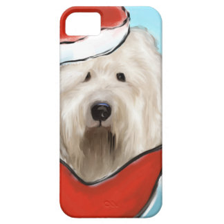 Old English Sheep Dog iPhone 5 Case