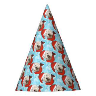 Old English Sheep Dog Party Hat