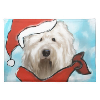 Old English Sheep Dog Placemat