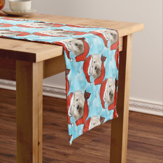 Old English Sheep Dog Short Table Runner