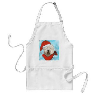 Old English Sheep Dog Standard Apron