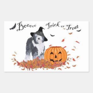 Old English Sheepdog Halloween