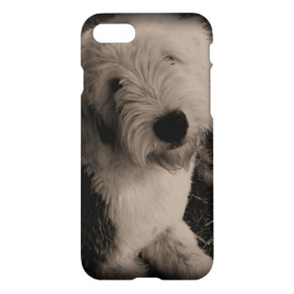 Old English Sheepdog iPhone 8/7 Case