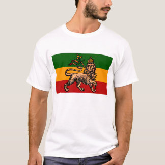 Old Ethiopian Flag T-Shirt