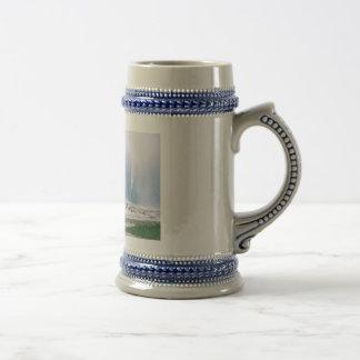 Old Faithful Beer Stein