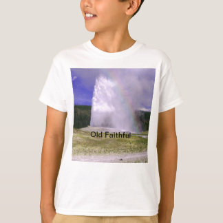 Old Faithful in Yellowstone National Park T-Shirt