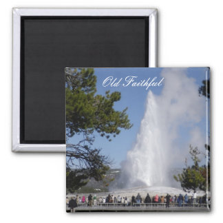 Old Faithful Magnet