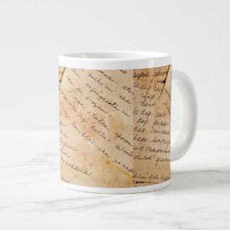 Old Family Recipes Jumbo Mug