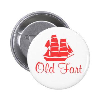 Old Fart 2 Inch Round Button