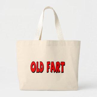 Old Fart 50th Birthday Bag