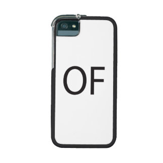 Old Fart ai Case For iPhone 5/5S