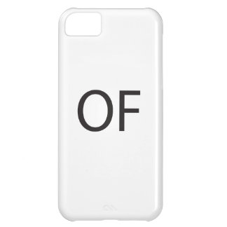 Old Fart ai iPhone 5C Cover