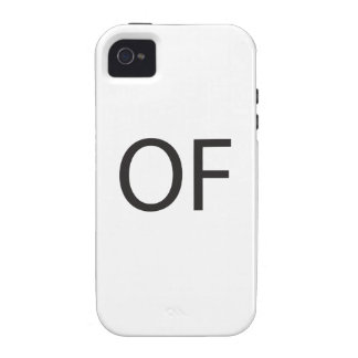 Old Fart ai Case-Mate iPhone 4 Cases