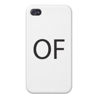 Old Fart.ai iPhone 4/4S Case