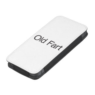 Old Fart.ai iPhone Pouch