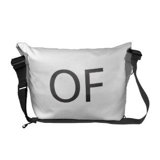 Old Fart ai Messenger Bag