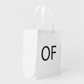 Old Fart ai Reusable Grocery Bag