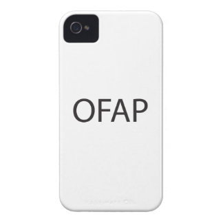 Old Fart At Play ai iPhone 4 Cover