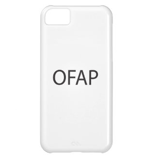 Old Fart At Play ai iPhone 5C Cases