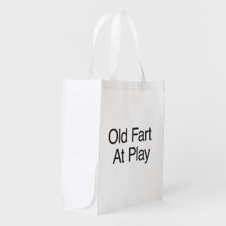 Old Fart At Play ai Market Tote