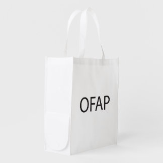 Old Fart At Play ai Reusable Grocery Bags