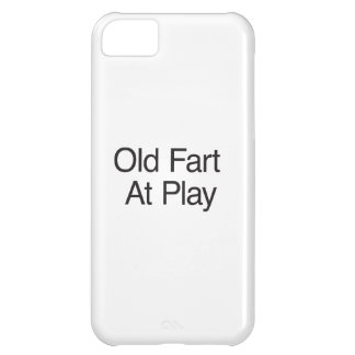 Old Fart At Play iPhone 5C Case