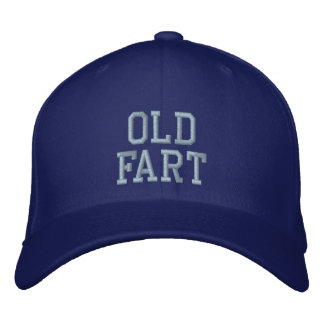 Old Fart Baseball Hat