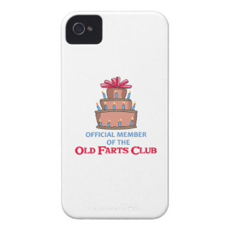OLD FARTS CLUB iPhone 4 COVER