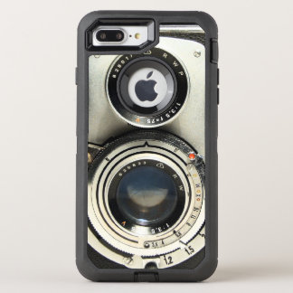 Old Fashion Camera Stylish Vintage Look OtterBox Defender iPhone 7 Plus Case