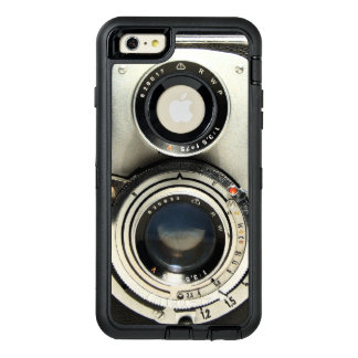 Old Fashion Camera Stylish Vintage Look OtterBox Defender iPhone Case