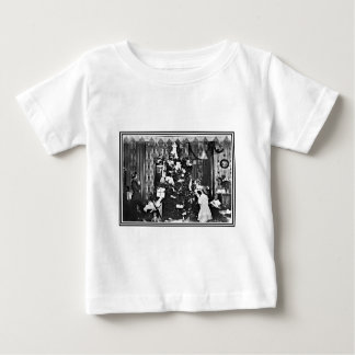 Old Fashion Christmas Baby T-Shirt