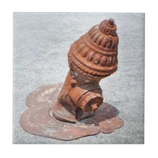 Old Fashion Hydrant Tiles