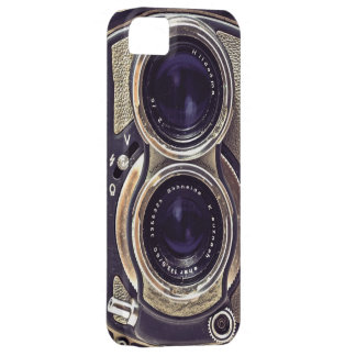 Old-fashioned camera iPhone 5 covers