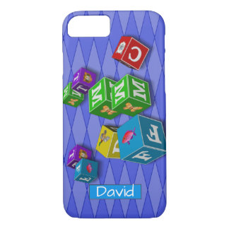 Old Fashioned Children's Blocks Case-Mate iPhone Case