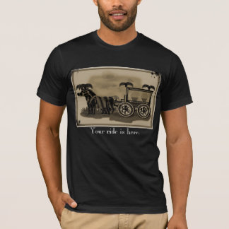 old fashioned hearse T-Shirt