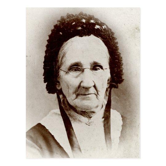 Old Fashioned Portrait Grandmother Postcard