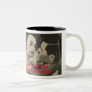 Old Fashioned Romance Coffee Mug