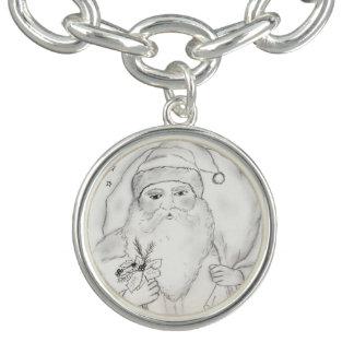 Old Fashioned Santa Bracelet