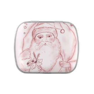 Old Fashioned Santa in Cranberry