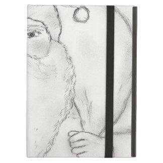 Old Fashioned Santa iPad Air Cover