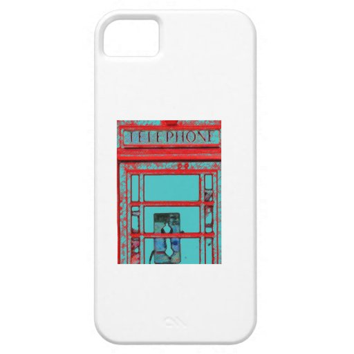 Old Fashioned Telephone iPhone 5 Covers