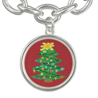 Old Fashioned Tree Bracelet