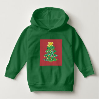Old Fashioned Tree Hoodie